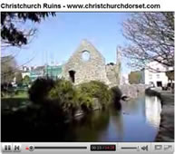 Christchurch Ruins