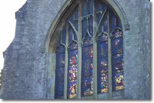 Christchurch Priory Window