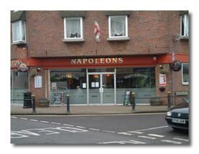 Napoleon's Brasserie Restaurant