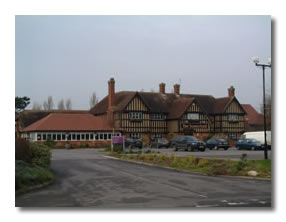 Somerford Restaurant